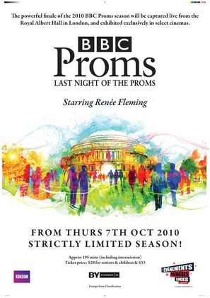 """BBC Proms"" - British Movie Poster (thumbnail)"