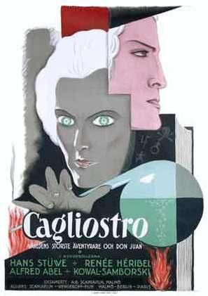 Cagliostro - Liebe und Leben eines großen Abenteurers