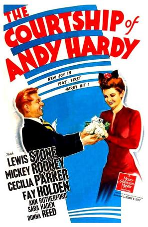 The Courtship of Andy Hardy - Movie Poster (thumbnail)