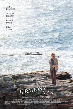 Irrational Man - Movie Poster (thumbnail)