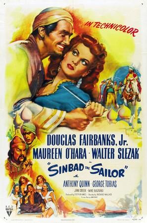 Sinbad the Sailor - Movie Poster (thumbnail)