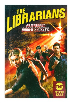 """""""The Librarians"""" - Movie Poster (thumbnail)"""