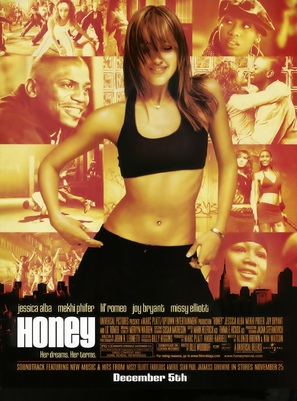 Honey - Movie Poster (thumbnail)