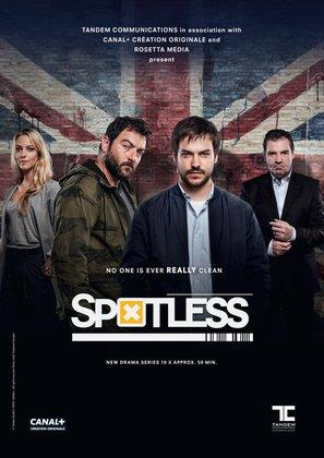 """Spotless"" - British Movie Poster (thumbnail)"