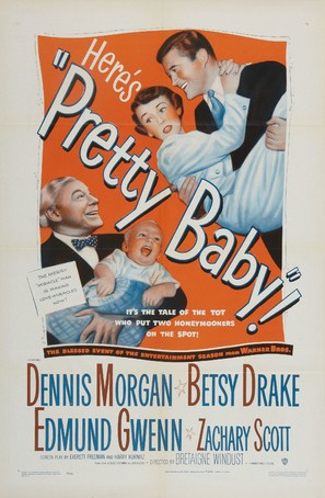Pretty Baby - Movie Poster (thumbnail)
