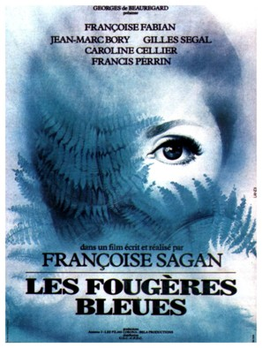 Les fougères bleues - French Movie Poster (thumbnail)
