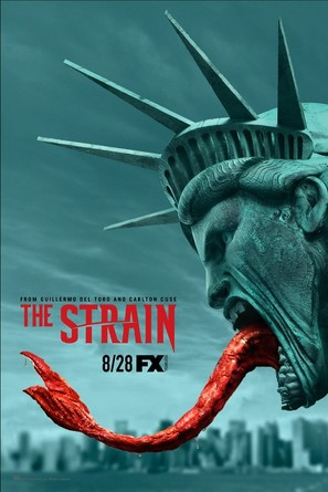 """The Strain"" - Movie Poster (thumbnail)"