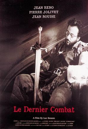 Le dernier combat - Movie Poster (thumbnail)