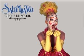Saltimbanco - Brazilian Movie Poster (thumbnail)
