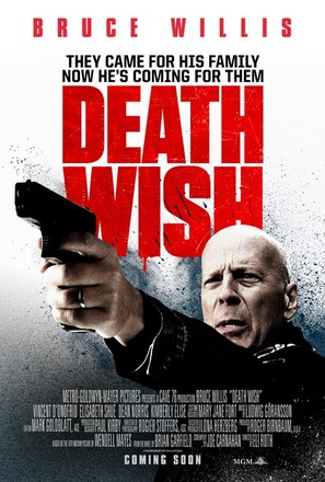 Death Wish - Movie Poster (thumbnail)