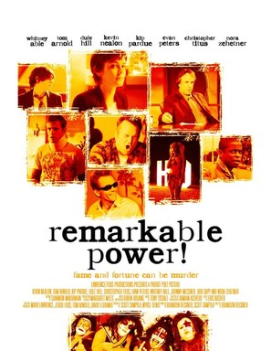 Remarkable Power - Movie Poster (thumbnail)