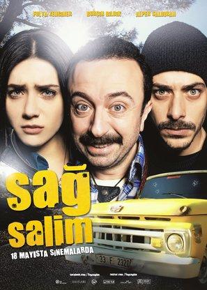 Sag Salim - Turkish Movie Poster (thumbnail)