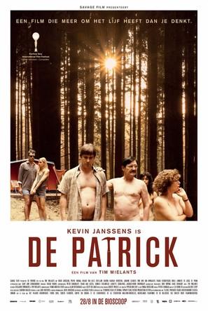 De Patrick - Belgian Movie Poster (thumbnail)