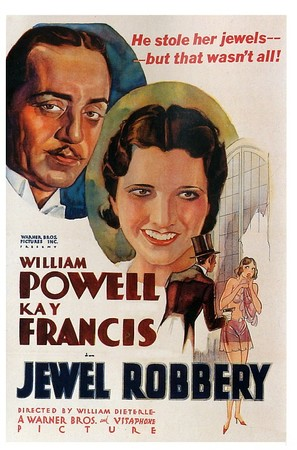 Jewel Robbery - Movie Poster (thumbnail)