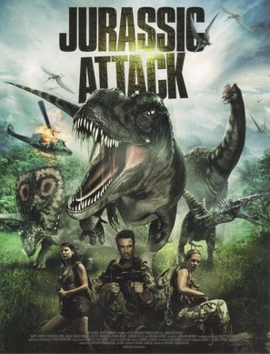 Jurassic Attack - Movie Poster (thumbnail)