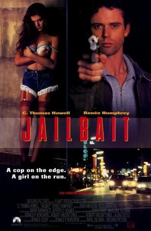 Jailbait - Video release poster (thumbnail)
