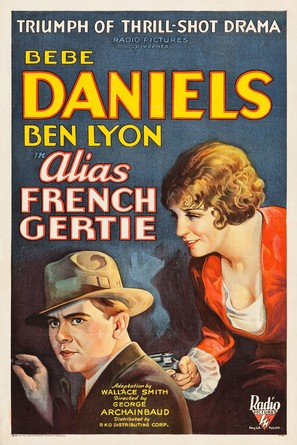 Alias French Gertie - Movie Poster (thumbnail)
