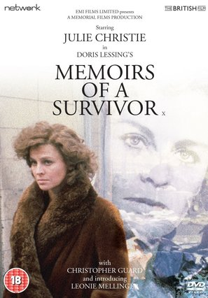Memoirs of a Survivor - British DVD movie cover (thumbnail)