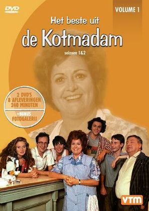 """De kotmadam"" - Belgian DVD cover (thumbnail)"