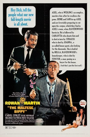 The Maltese Bippy - Movie Poster (thumbnail)