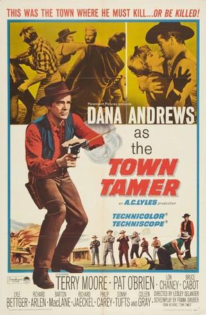 Town Tamer - Movie Poster (thumbnail)