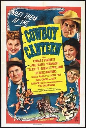 Cowboy Canteen - Movie Poster (thumbnail)