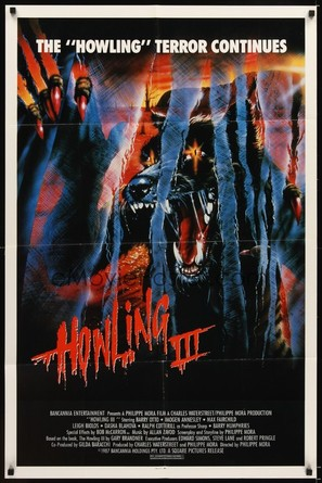 Howling III - Movie Poster (thumbnail)