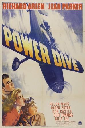 Power Dive - Movie Poster (thumbnail)