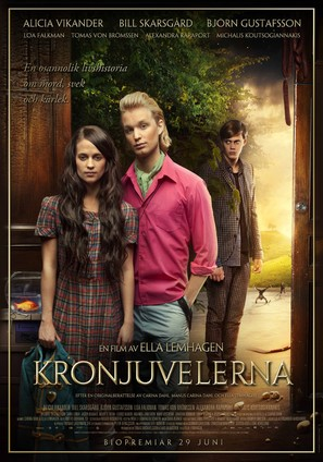 Kronjuvelerna - Swedish Movie Poster (thumbnail)