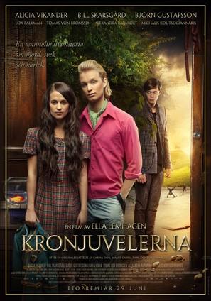 Kronjuvelerna - Swedish Movie Poster (thumbnail)