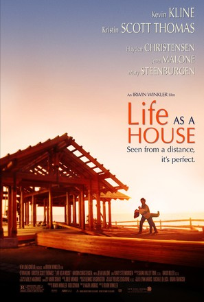 Life as a House - Movie Poster (thumbnail)