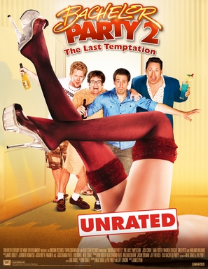 Bachelor Party 2: The Last Temptation - Movie Poster (thumbnail)