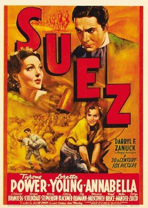 Suez - Movie Poster (thumbnail)