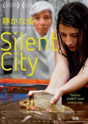 Silent City - Dutch Movie Poster (thumbnail)