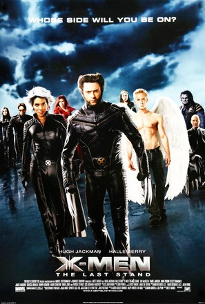 X-Men: The Last Stand - Movie Poster (thumbnail)