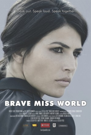 Brave Miss World - Movie Poster (thumbnail)