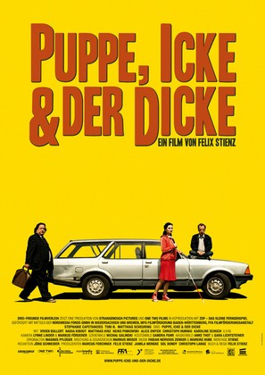 Puppe, Icke & der Dicke - German Movie Poster (thumbnail)