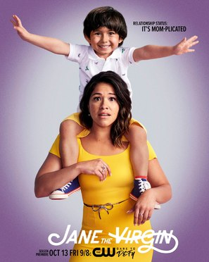 """Jane the Virgin"" - Movie Poster (thumbnail)"