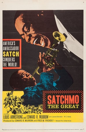 Satchmo the Great - Movie Poster (thumbnail)