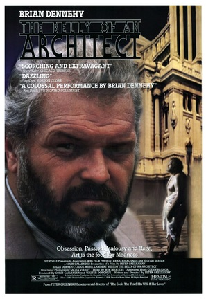 The Belly of an Architect - Movie Poster (thumbnail)
