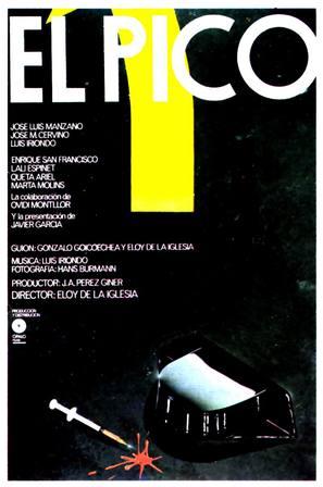 Pico, El - Spanish Movie Poster (thumbnail)