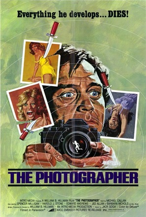 The Photographer - Movie Poster (thumbnail)