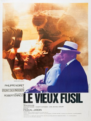 Le vieux fusil - French Movie Poster (thumbnail)