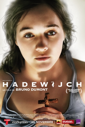 Hadewijch - French Movie Poster (thumbnail)
