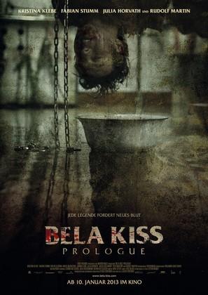 Bela Kiss: Prologue - German Movie Poster (thumbnail)