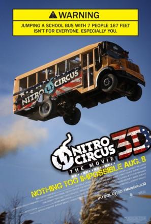 Nitro Circus: The Movie - Movie Poster (thumbnail)