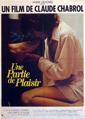 Une partie de plaisir - French Movie Poster (thumbnail)