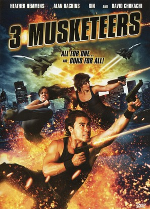 3 Musketeers - Movie Cover (thumbnail)
