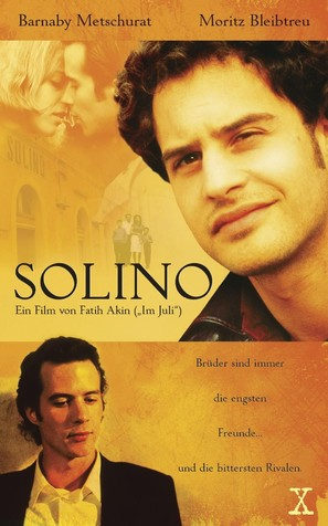 Solino - German poster (thumbnail)