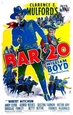 Bar 20 - Movie Poster (thumbnail)